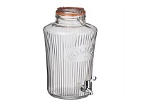 Briscoes NZ Kilner Vintage Drinks Dispenser 8 Litre