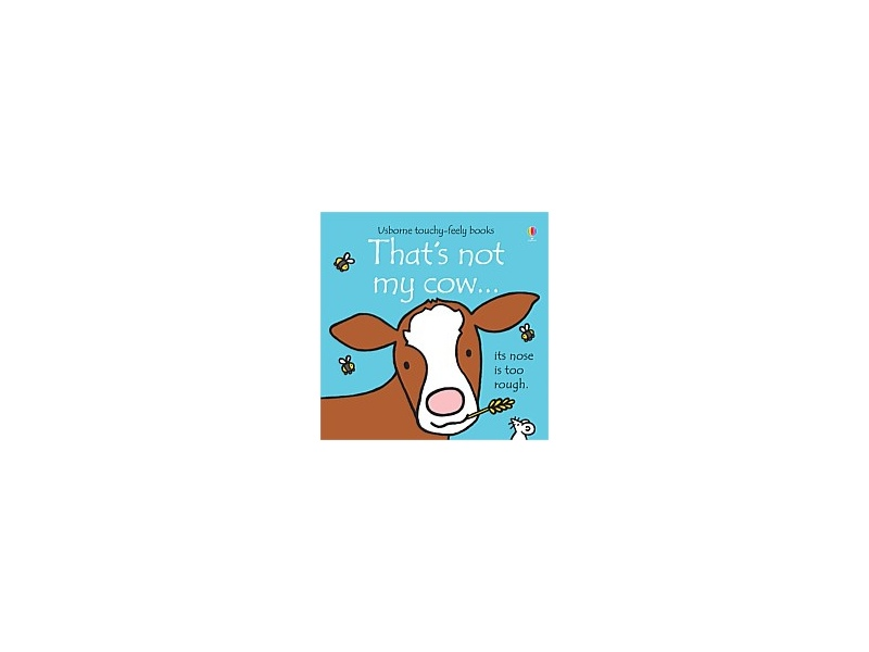 Usborne That's Not My Cow Book