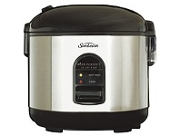 Briscoes NZ Sunbeam Rc5600 Rice Perfect Deluxe 7 Rice Cooker