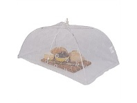 Briscoes NZ Just Home Lace White Food Umbrella 30x50cm