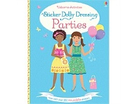 Briscoes NZ Usborne Sticker Dolly Dressing Parties Book
