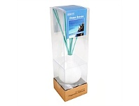 Briscoes NZ Ocean Diffuser Set With 70ml Oil & Colour Reeds