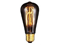 Briscoes NZ Orbit Carbon Bulb ST64 40W