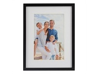 Briscoes NZ UR1 Gallery Photo Frame Black 12x16 Inch