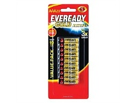 Briscoes NZ Eveready Gold Battery AAA 20 Pack A92HP20