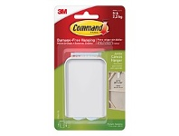 Briscoes NZ Command Canvas Hanger Jumbo White