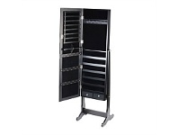Briscoes NZ George & Grace Jewellery Cabinet Black
