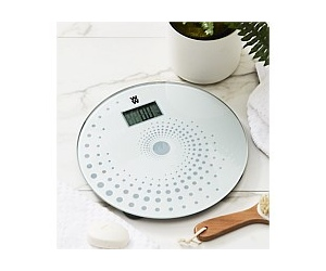 Weightwatchers Bathroom Scale Body Round 893a