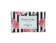 Briscoes NZ Boston Living Jasmine Scented Soap Floral 150g