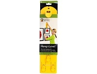 Briscoes NZ Hang & Level Picture Hanging Tool Yellow