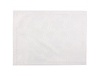 Briscoes NZ Just Home Floral Chain Placemat White