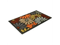 Briscoes NZ KleenTRED Eco Absorb Foral Door Mat