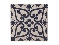 Briscoes NZ Maxwell & Williams Medina Ceramic Square Coaster Maarif 9cm