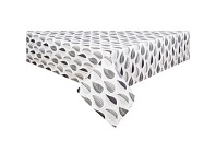 Briscoes NZ Just Home Leaves Tablecloth 150x225cm