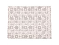 Briscoes NZ Just Home Rosie Taupe Placemat 33x45cm