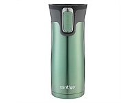 Briscoes NZ Contigo Westloop Autoseal Travel Mug Jade 473ml