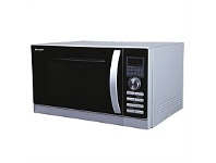 Briscoes NZ Sharp Microwave R810ES Silver