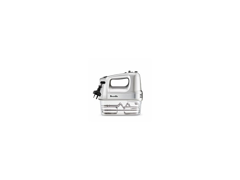 Breville Hand Mixer & Store LHM150SIL