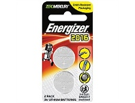 Briscoes NZ Energizer 2016 Lithium Battery 2 Pack ECR2016BP2