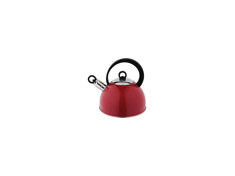 Wiltshire Whistling Kettle Red 2.3L