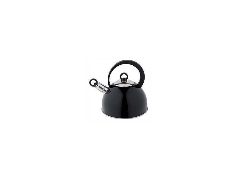 Wiltshire Whistling Kettle Black 2.3L
