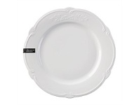 Briscoes NZ Hampton & Mason Luxury White Bone China Side Plate 21cm