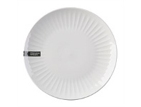 Briscoes NZ Hampton & Mason Brilliant White Bone China Side Plate 18.5cm