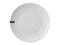 Briscoes NZ Hampton & Mason Brilliant White Bone China Lunch Plate 23cm
