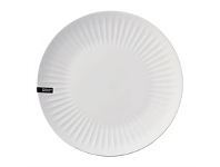 Briscoes NZ Hampton & Mason Brilliant Bone China Dinner Plate 27.3cm