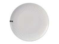 Briscoes NZ Hampton & Mason Brilliant Bone China Charger Plate 30cm
