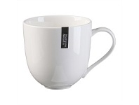 Briscoes NZ Hampton & Mason Mien White Bone China Coffee Mug 440ml