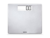 Briscoes NZ Soehnle Style Sense Safe Bathroom Scale 200 Silver