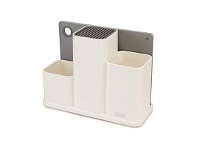 Briscoes NZ Joseph Joseph Kitchen Organiser White