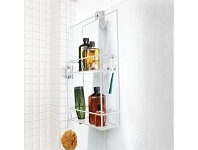 Briscoes NZ UMBRA Cubiko Shower Caddy White
