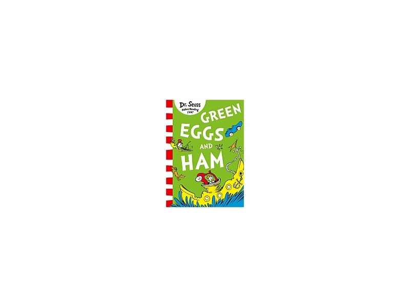 Dr. Seuss Green Eggs & Ham Book