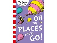 Briscoes NZ Dr. Seuss Oh The Places You'll Go Book