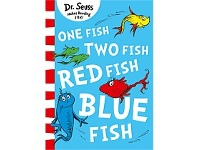 Briscoes NZ Dr. Seuss One Fish Two Fish Red Fish Blue Fish Book