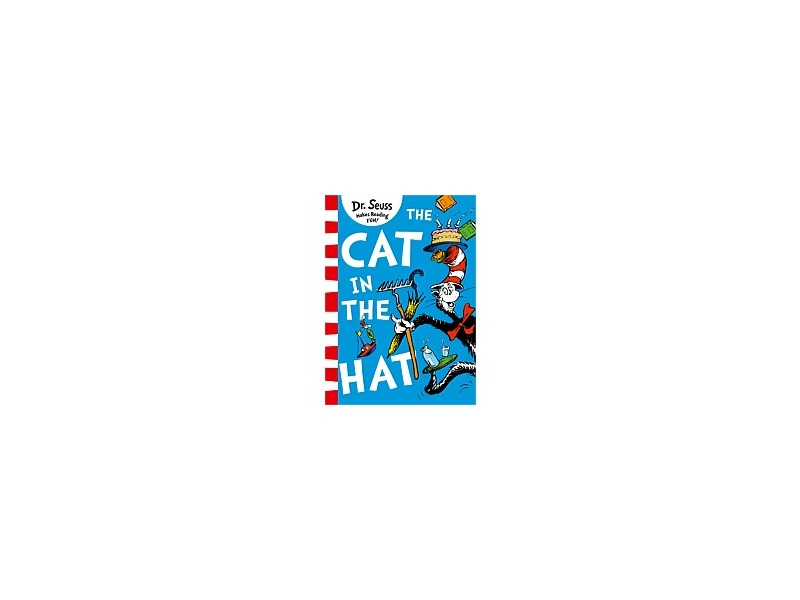 Dr. Seuss Cat In The Hat Book
