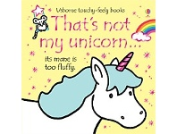 Briscoes NZ Usborne That's Not My Unicorn Book