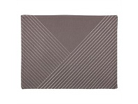 Briscoes NZ Just Home Jude Grey Placemat