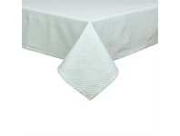 Briscoes NZ Just Home Carlson Duck Egg Tablecloth 130x260cm