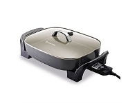 Briscoes NZ Russell Hobbs Perfect Sear Electric Frypan RHEFP17