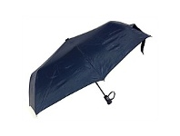 Briscoes NZ Umbrella Auto Open Folder Navy