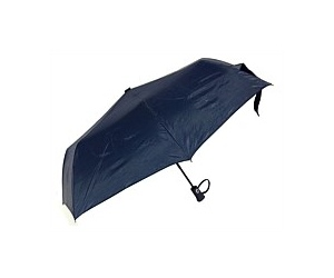 Umbrella Auto Open Folder Navy