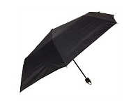 Briscoes NZ Umbrella Manual Open With Caribena Handle Black