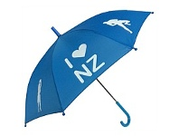 Briscoes NZ Childresn Umbrella Sports Printed Blue