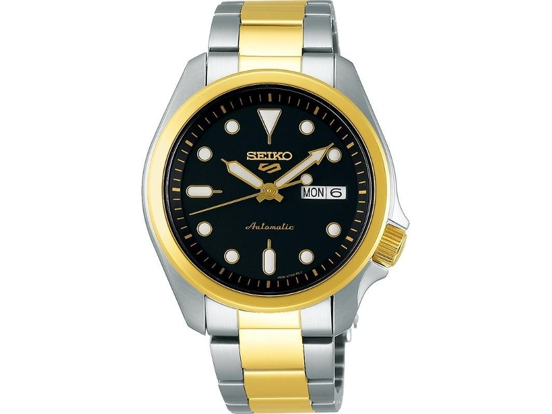Mens Seiko 5 Sports Watch 100M SRPE60K