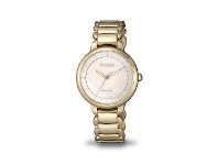 Bevilles Citizen Womens Eco-Drive Watch EM0673-83D
