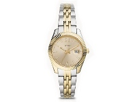 Bevilles Fossil Scarlette Mini Two Tone Watch ES4949