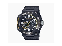 Bevilles Casio G-Shock Master of G Frogman Bluetooth Solar Wave Ceptor Watch GWF-A1000-1ADR